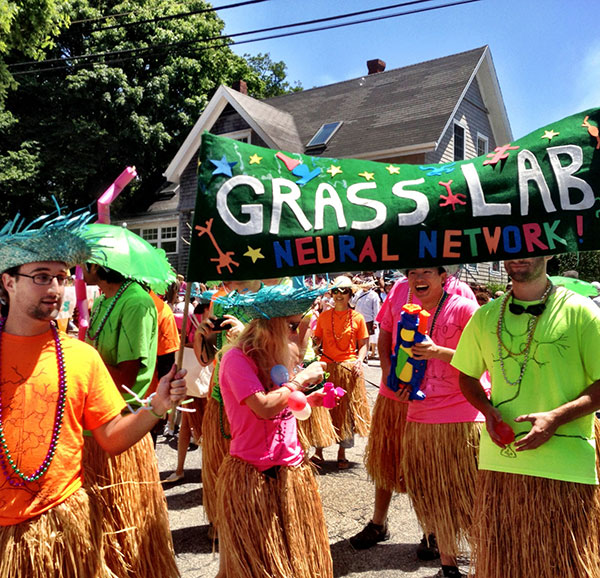 Woods Hole Parade