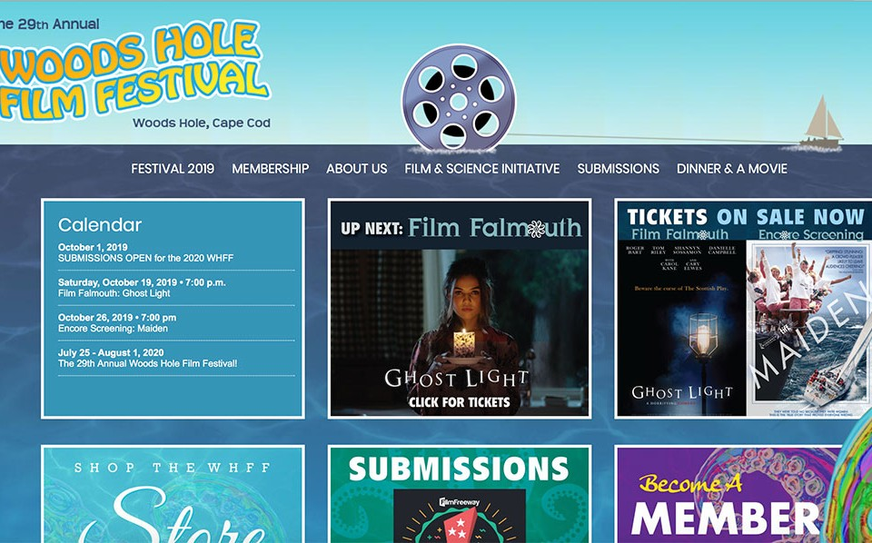 Woods Hole Film Festival