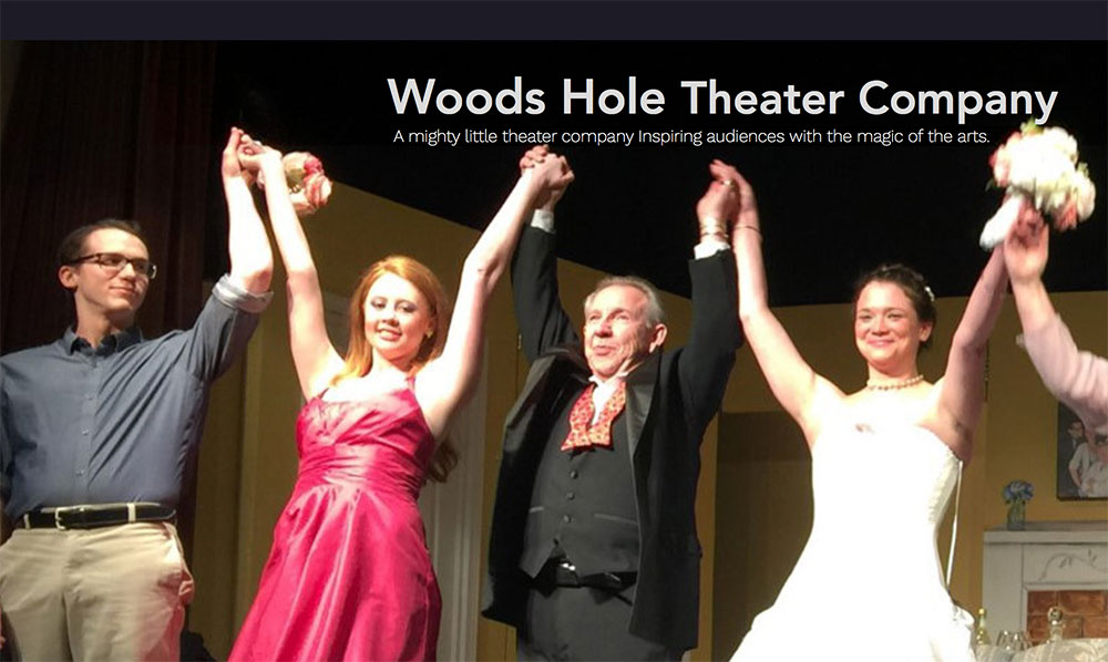 woods hole theater company
