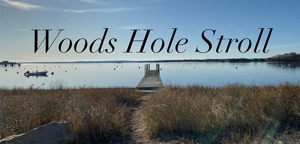 woods hole holiday stroll